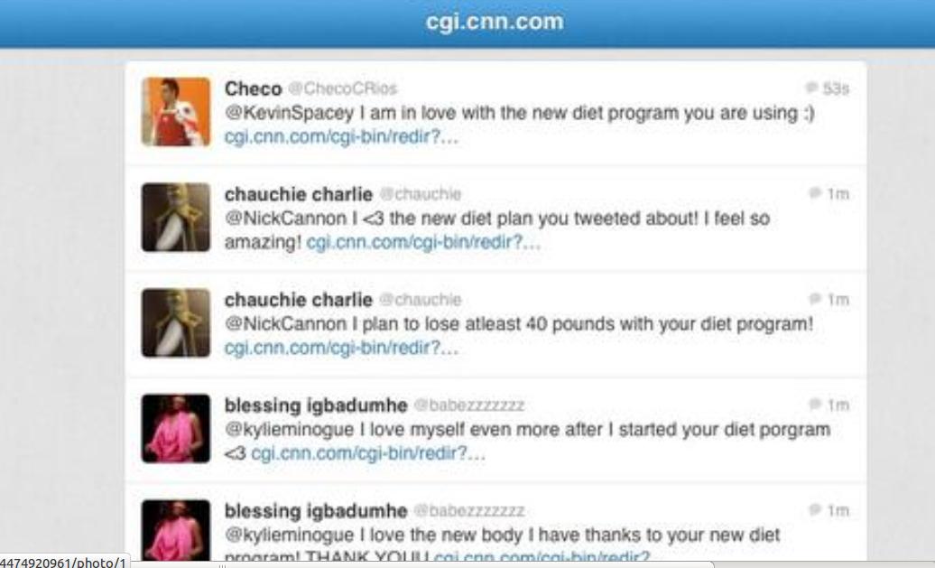 CNN Travel cnn com XSS and Ads cnn com Open Redirect Web Security