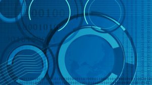stock-footage-computer-generated-background-with-moving-circles-binary-code-and-a-globe